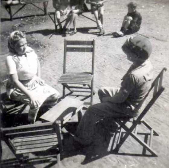1950 Almen Eddie en Kees