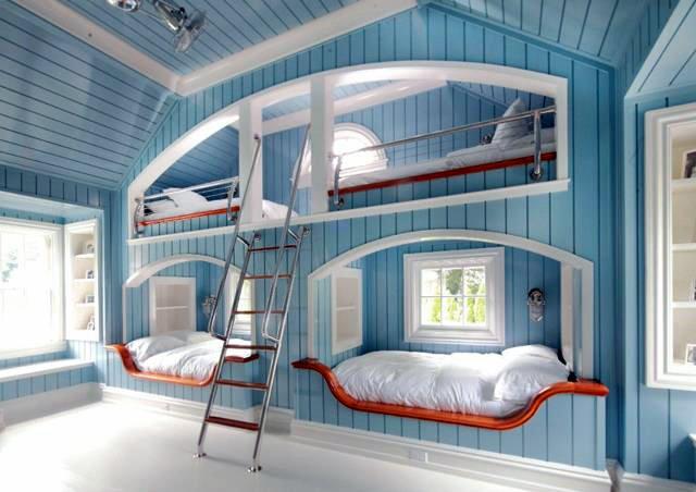 Beautiful Kinder Slaapkamers Gallery - Ideeën Voor Thuis ...