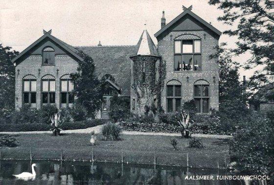 -Tuinbouwschool Aalsmeer  1935