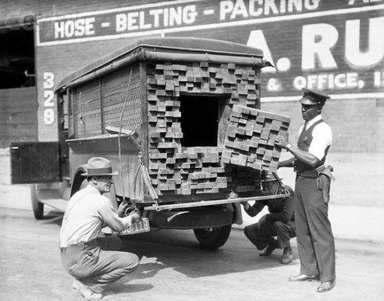 Lumber Truck-1