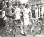 Tilly en de wielrenners 1862 of 1964