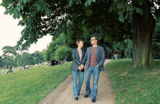 Stacey Kent en echtgenoot