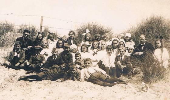 1919-20 Lagere school Uiterweg