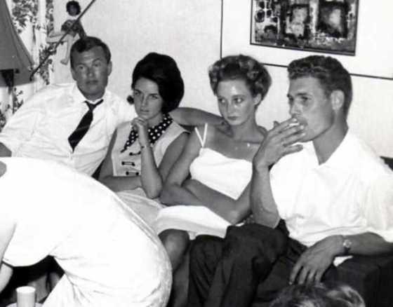 1964 feest nico en lientje