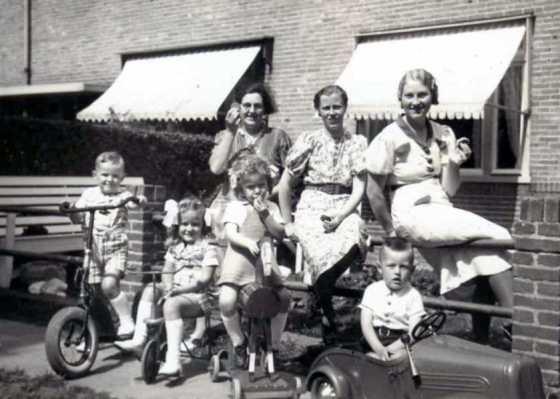 1938 verjaardag Nico