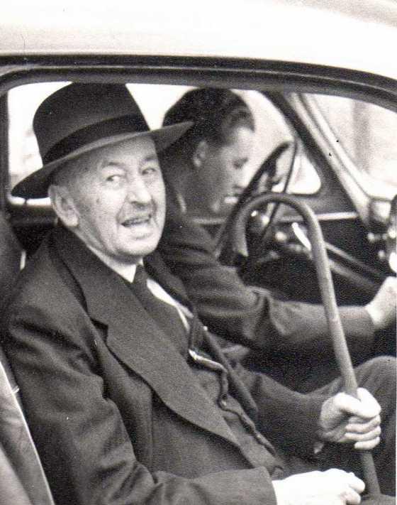 Opa Klaas 1954