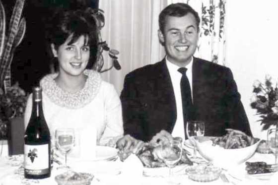 1964 bij Nico