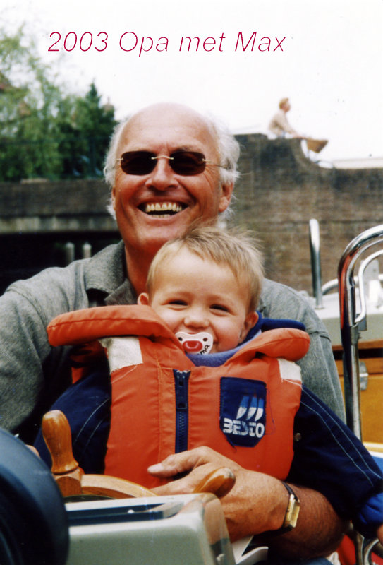 2003 Ed met Max
