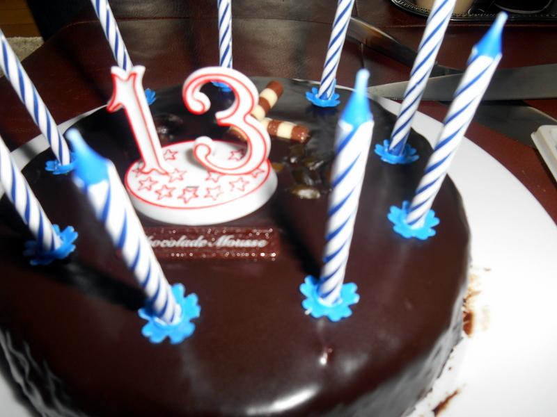 Super Vaak Verjaardagstaart 13 Jaar @XA44 – Aboriginaltourismontario @MT67