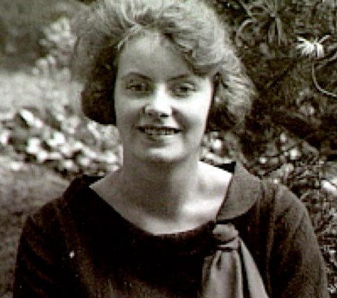 jeugdige Greta Garbo