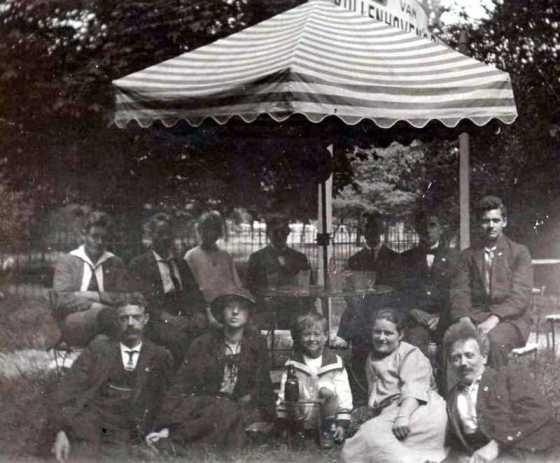 1922/23? Mandolineclub?