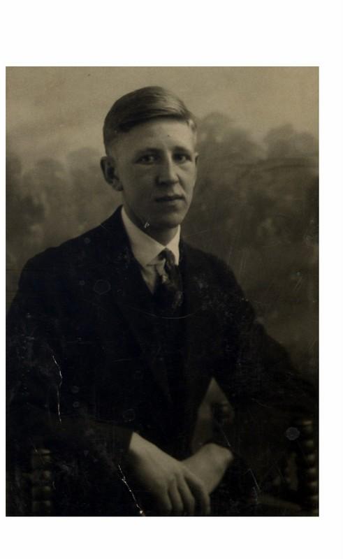 Anton Braspenning, vader van Kiki